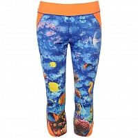Usa Pro Tight Pant Aquarium