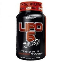 Жиросжигатель lipo 6 black ultra concentrate