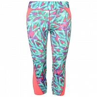USA Pro Three Quarter Leggings bright