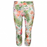 USA Pro Three Quarter Leggings Flora