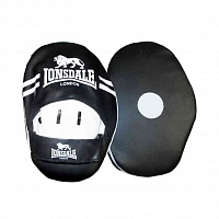 Лапы Lonsdale Contend HJ Pad00 Black/White