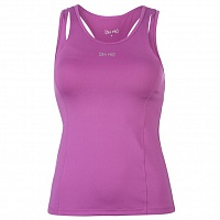 Usa Pro Racer Vest Ladies Lt Purple