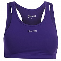 Usa Pro Med Bra Deep Purple