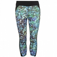 USA Pro Three Quarter Leggings water