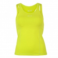 Usa Pro Racer Vest Golden Yellow